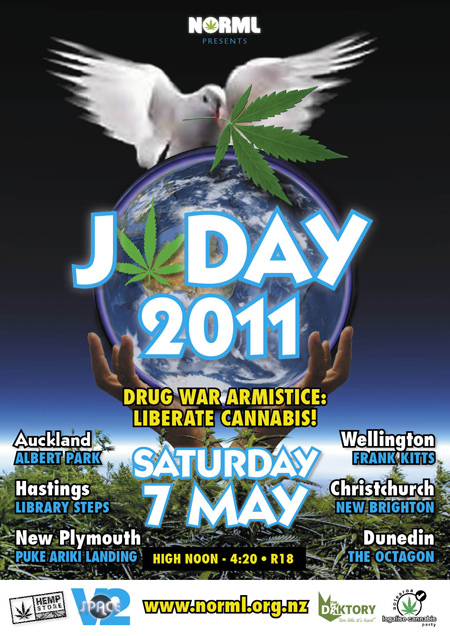 J Day Auckland 2011