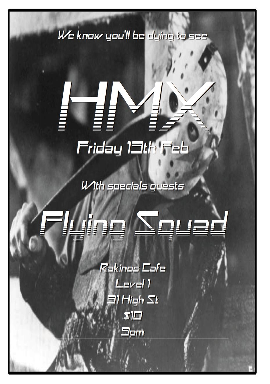 hmx-flyer
