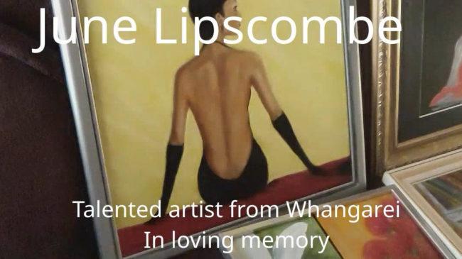 June Lipscombe