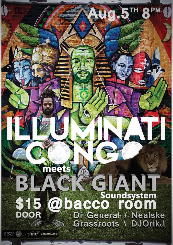 Illuminati-Congo-meets-Black-Giant-Soundsystem-@Bacco-Room