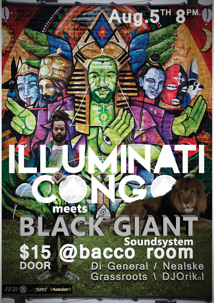 Illuminati-Congo-meets-Black-Giant-Soundsystem-@Bacco-Room