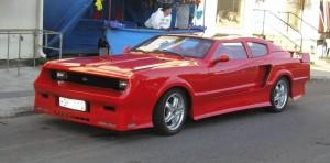 Kinda cool, but ultimately, kinda ugly car