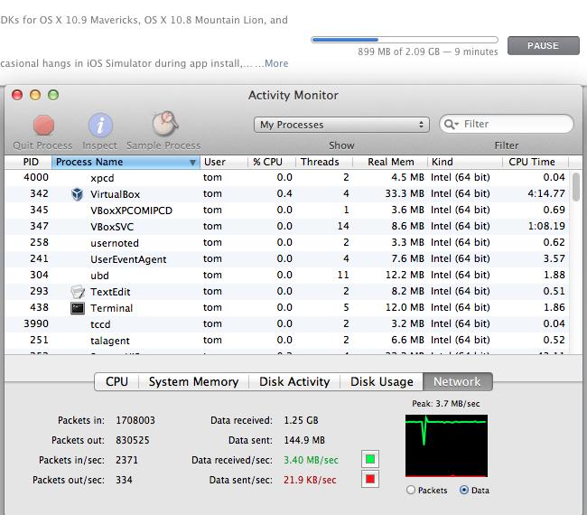 Solid 3.4 MB/sec
