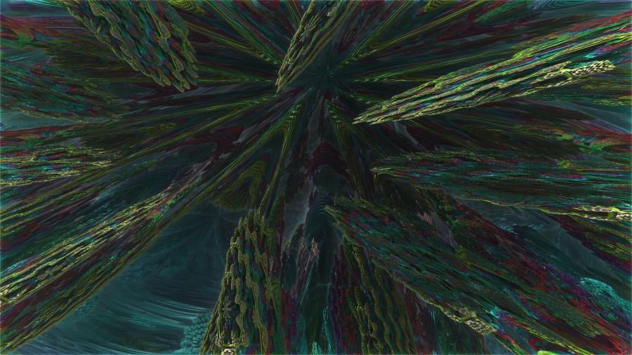 Monstrous 4k res Mandelbulb