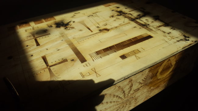 Box of Doom - Lichtenberg Etching Machine